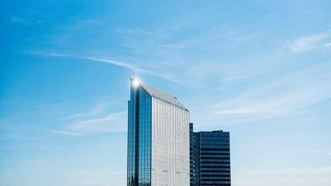 Mens landet som helhet opplever et fall i antallet kurs- og konferanseovernattinger, opplevde Oslo, her representert ved hotellet Radisson Blu Plaza, en vekst på 9,2 prosent i perioden januar til juli. Bare i Nord-Trøndelag, Rogaland, Sogn og Fjordane og Vestfold var veksten høyere.