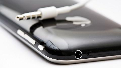 Apples robot Daisy demonterer 200 Iphoner i timen, skriver artikkelforfatteren. «Iphone 3G mobiltelefon fra Apple er kommet til Norge», lød billedteksten i DN i 2008.