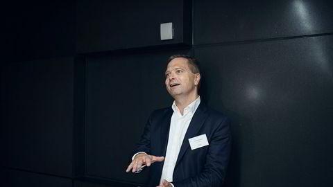 Investor Harald Espedal tror inflasjonsøkningen er midlertidig, men han mener likevel at det er en åpenbar risikofaktor man skal holde et øye med.