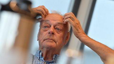 Anders Pedersen, mannen bak klippfiskselskapet Fjordlaks, har lenge ønsket å komme seg ut av valutamarkedet.