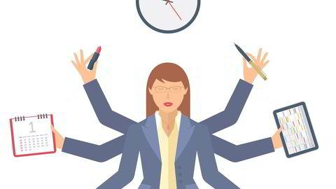 Det hjelper ikke å være raskest, høyest, kvikkest og best hvis du er utslitt etter første sving eller første resultatrapport, skriver Birgitte Lange.