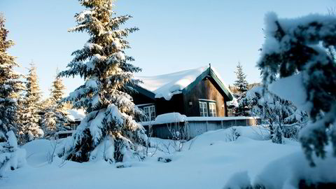 Hafjell er fortsatt populært blant landets skiturister. Her finner man hytter med de dyreste snittprisene.