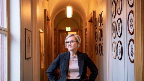 Ingvild Kjerkol, helsepolitisk talsperson i Arbeiderpartiet, krever at helseministeren forklarer seg i Stortinget om hvorfor det er null flere intensivplasser på ett år.