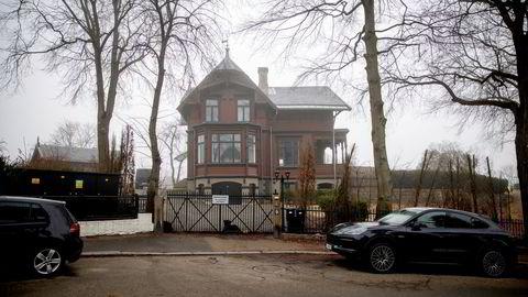 Tidligere aksje- og derivat-megler Bjørn Sellæg (55) har bodd i Kruses gate 9 i en årrekke.