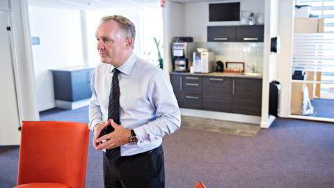 SAS' styreleder Carsten Dilling har siden nyttår vært på jakt etter en erstatter for avtroppende konsernsjef Rickard Gustafson. Listen over kandidater har ingen fra Skandinavia eller fra SAS.