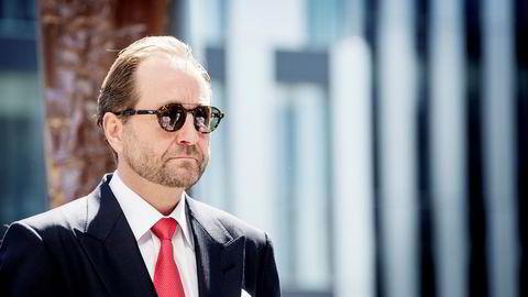 KJell Inge Røkke fikk en strålende børstart med sine to nye grønne selskaper