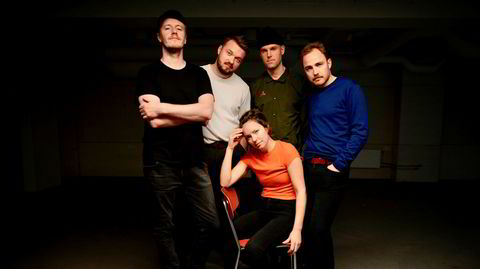 Den norske popbandet Hajk går i mer urban retning på sitt oppfølgeralbum «Drama».