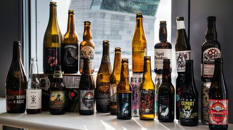 28 ulike øl og mjød slippes på Polets spesialslipp torsdag.
