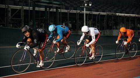 Taktisk spill. Keirin-ryttere sykler som regel i «linjer», det vil si taktiske grupperinger på tre eller fire, ofte basert på felles skolegang eller hjemstavn.