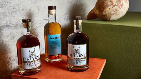 Du trenger ikke lenger søke til Skottland for å finne flott whisky. Blant novembernyhetene finner du nå tre nye norske som er verdt å bli kjent med.