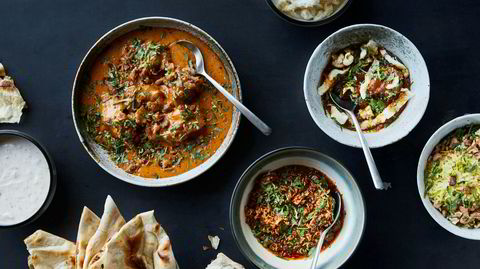Himmelen. For Heidi Kipperberg er det få ting som er bedre enn en perfekt balansert curry.