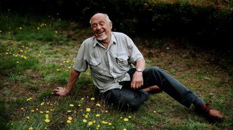 Erik Dammann (88): – Det er mye med fremtiden jeg nesten ikke orker å tenke på