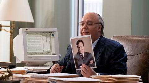 Russell Crowe er en ubehagelig, slibrig kruttønne i rollen som Fox News' grunnlegger Roger Ailes.