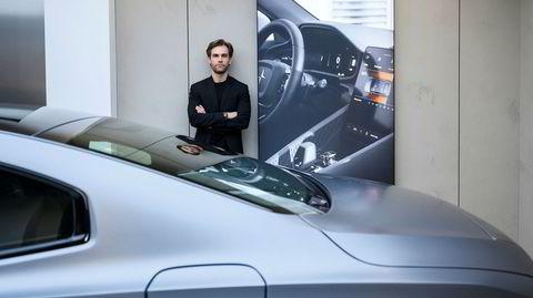 Klar for Norge. Østerrikske Maximilian Missoni er sjefdesigner i Polestar, og er en av dem som står bak Volvos revolusjon etter frigjøringen fra Ford i 2010. Nå skal søstermerket Polestar erobre det norske markedet.