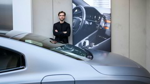 Han har designet Polestars nye elbil