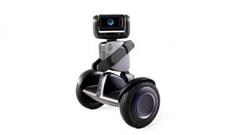 Robot søker mening Kan man kalle Segways nye ståhjuling en droide -
