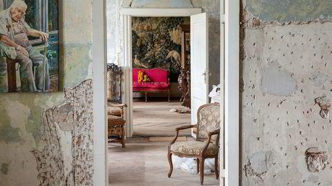 Norsk arkitekt kjøpte tysk barokkslott for prisen av en ettroms