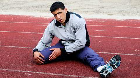 Said var norgesmester i friidrett – så forsvant han plutselig