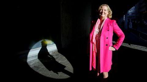Da Berit Svendsen var fersk sjef i Telenor, fikk hun et råd om å kle seg mer minimalistisk og nedtonet.