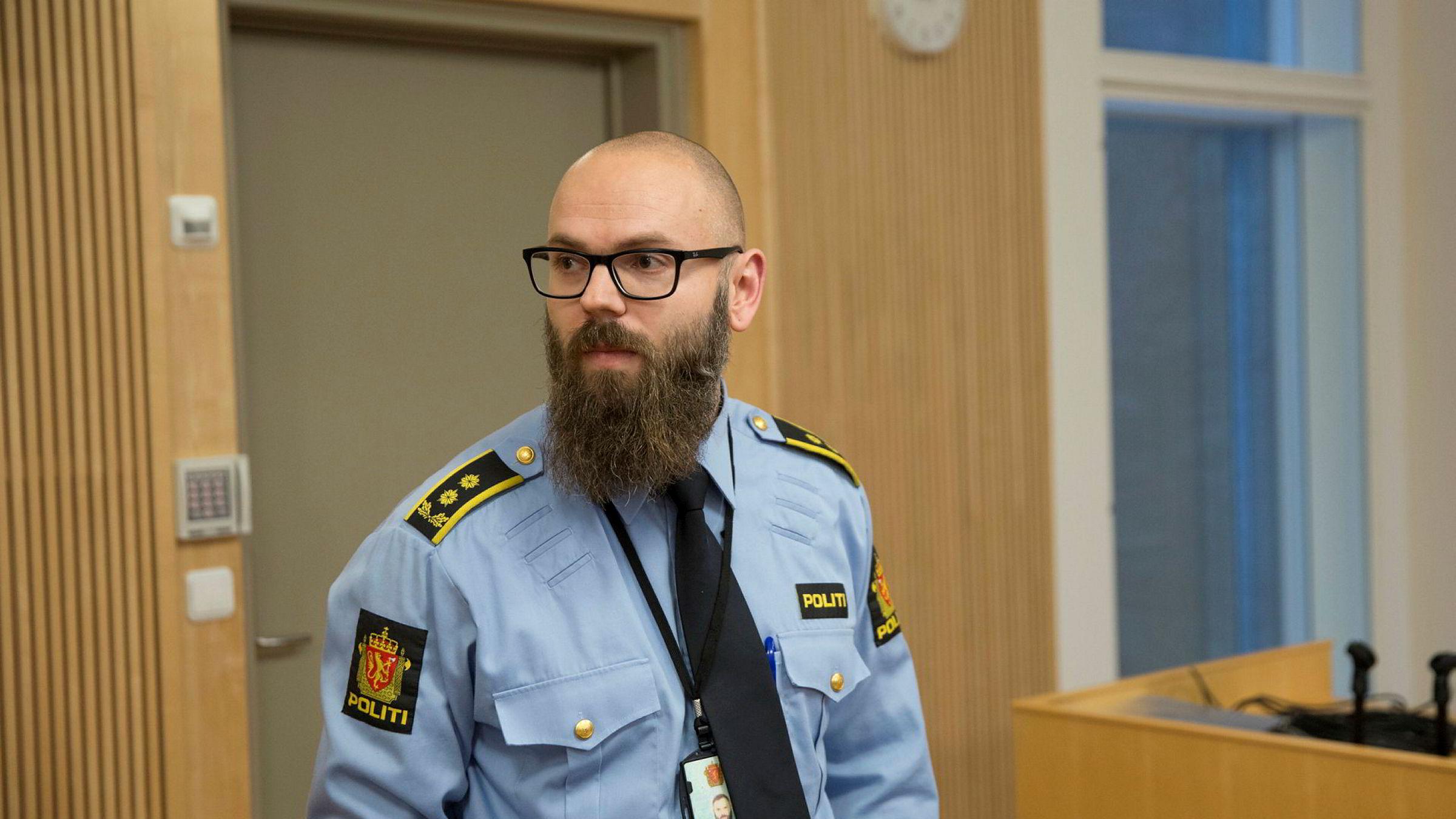 Politiadvokat Bernt Olav Bryge, her avbildet i 2016.