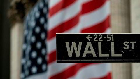 April ble en historisk sterk måned på Wall Street. Mai har startet verre.