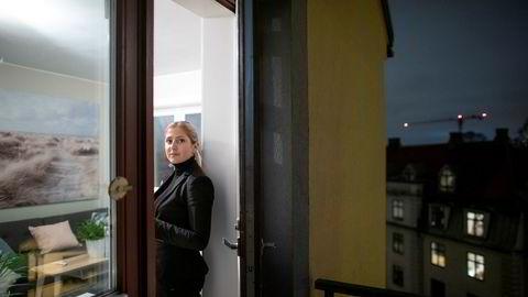 – Boliglånsforskriften er streng nok som den er. Vi er veldig glade for at førstegangskjøperne får litt bedre vilkår, sier eiendomsmegler Maria Rostad i DNB.