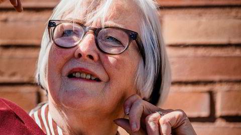 Den norske arkitekten og byplanleggeren Ellen de Vibe er blitt sivil ulydig som pensjonist.