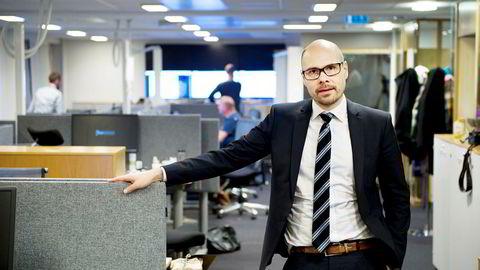 Anders Opdahl, tidligere sjefsredaktør i Nordlys, blir toppsjef i Amedia-konsernet.