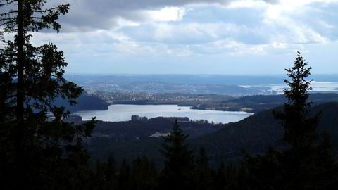 Maridalsvannet forsyner 90 prosent av Oslo med drikkevann. Nå skal det etableres en reservevannforsyning.