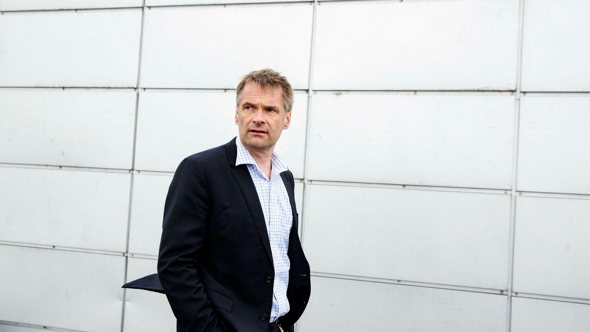 – Vi er dialoger med mange fiberaktører, og skal bidra til at den norske mobilnettinfrastrukturen blir mindre sårbar, sier administrerende direktør Abraham Foss i Telia Norge.