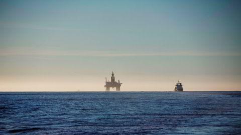 Hvis oljeplattformene tilbys vannkraft, vil CO2-utslippene kunne kuttes kraftig.