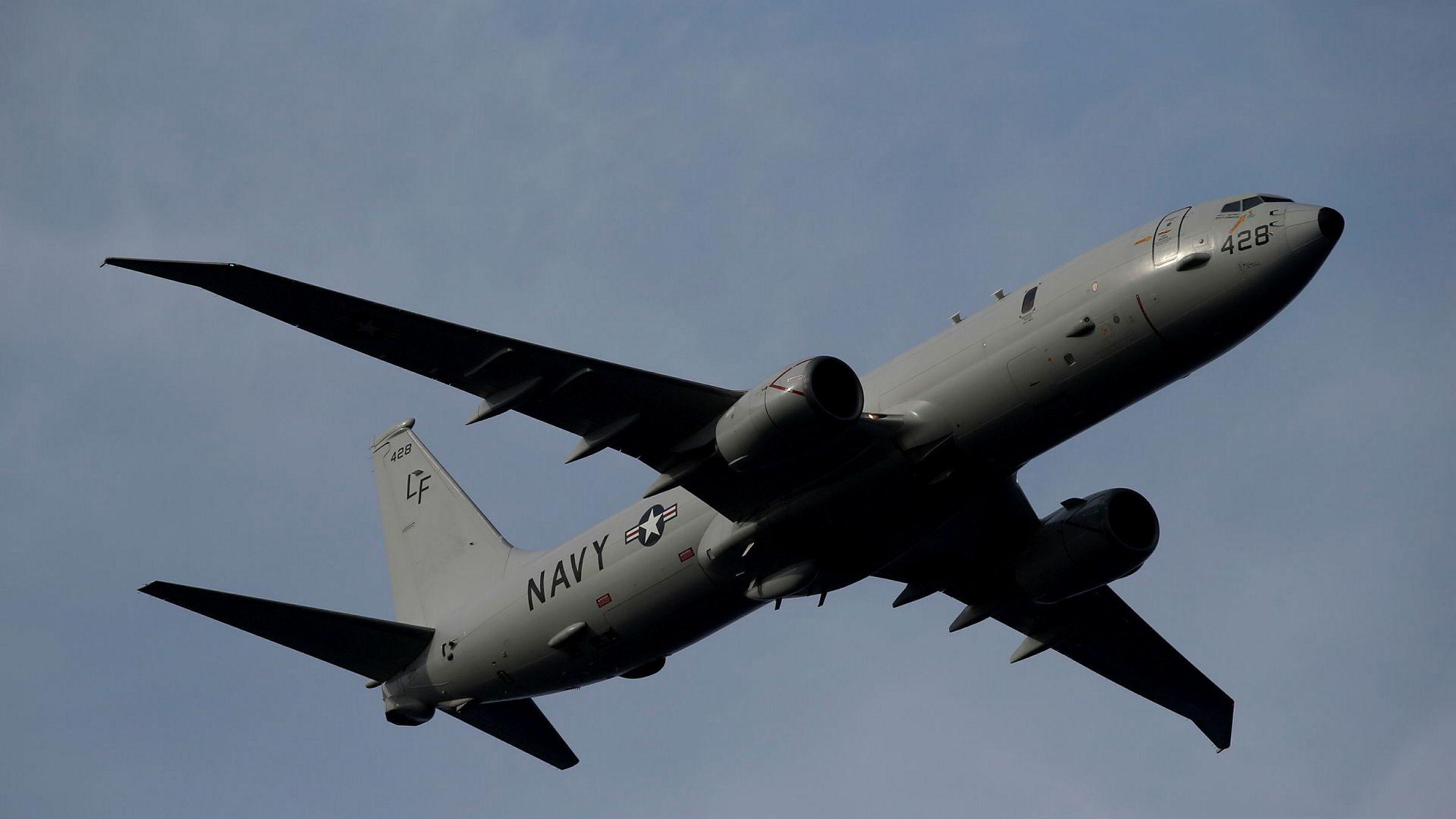 Norge skal få fem maritime overvåkningsfly av typen P-8A Poseidon i 2022–2023.