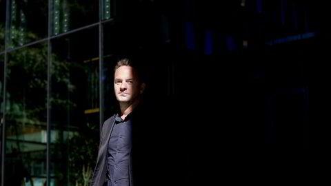 Sjømat Norge-sjefen Geir Ove Ystmark mener særskatt på oppdrettsnæringen kan føre til at industrien blir flagget ut.