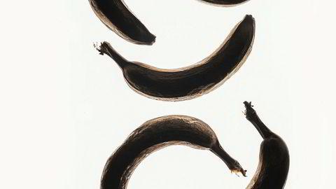 Overflod. Er det noe vi har mye av her i landet, så er det brune bananer. På restauranten Rest får de nytt liv.