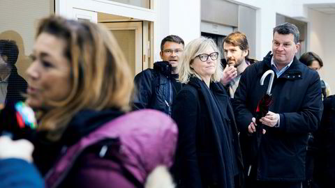 Arbeidslivet trenger kompetente medarbeidere, og det opplever vi at både LO og andre fagforeninger er svært enig med oss i, skriver artikkelforfatteren. Her avbildet med NHO-leder, Kristin Skogen Lund, og LO-leder, Hans-Christian Gabrielsen.