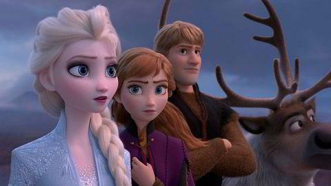 «Frost 2» har allerede rukket å bli tidenes mest innbringende animasjonsfilm. Den har premiere i Norge 25. desember.