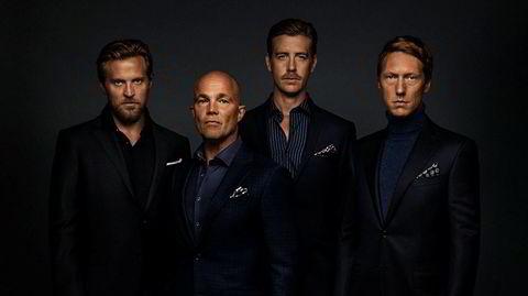 Den norske tv-serien «Exit» handler om fire finansmenn med et dobbeltliv fylt av kokain og prostituerte