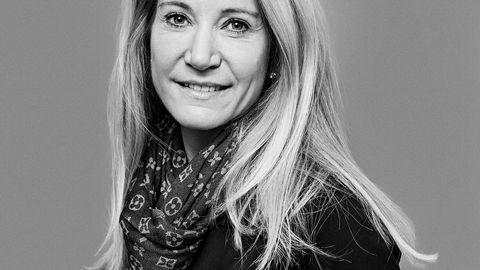 Julie Brodtkorb, direktør i Maskinentreprenørenes Forbund (44) - Foto: Calle Huth