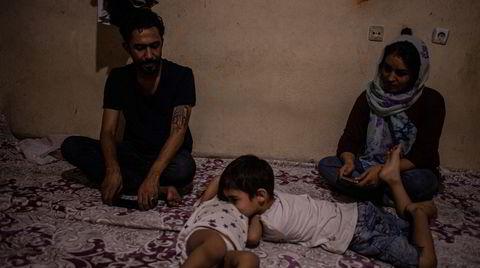 Marwe Saida på flukt fra Taliban: – Jeg kunne ikke gå, det var mange mennesker og jeg kunne ikke finne sønnen min