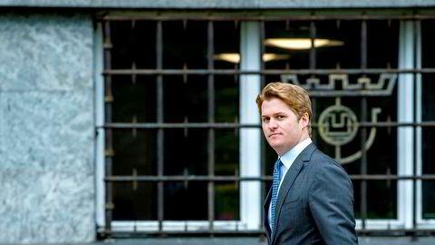 Philippe Sissener, forvalter i fondet Sissener Corporate Bond.