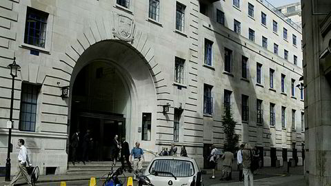 School of Oriental and African Studies (SOAS) i London har tradisjonelt vært en av de studiestedene nordmenn har valgt i Storbritannia. Nå viser ferske tall fra Lånekassen at færre nordmenn velger studier i utlandet. Nedgangen er størst i Storbritannia. Arkivfoto: Nina Eirin Rangøy / SCANPIX