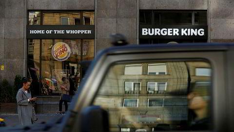 Burger King-sjefen har en klar formening om hvilke type mennesker han vil ansette.