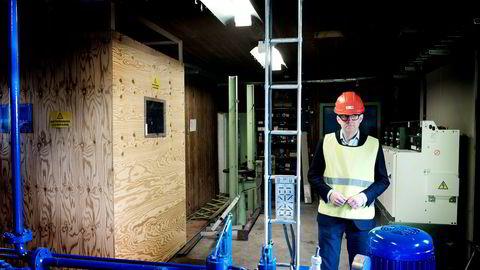 Leder Oluf Ulseth i kraftselskapsforeningen Energi Norge mener regjeringen med hard skattlegging undergraver sine egne målsettinger om store nye investeringer i norsk vannkraft.