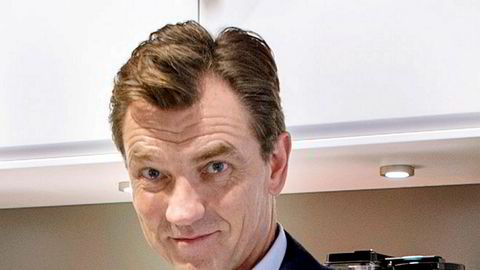 Erik Sønsterud - sjef i Elkjøp.