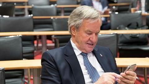 Norwegian-sjef Bjørn Kjos.