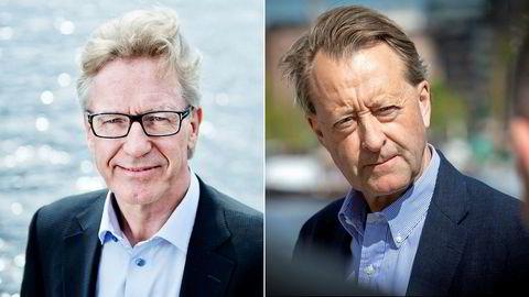 Bak det nye sportskonsernet står tidligere Gresvig-eier Olav Nils Sunde og Bjørn Rune Gjelsten