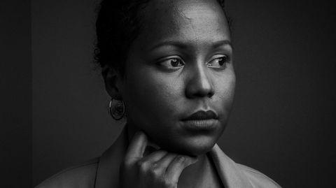 Klar tale. Mona Ibrahim Ahmed er klar på at negativ sosial kontroll må bekjempes som et samfunnsproblem.
