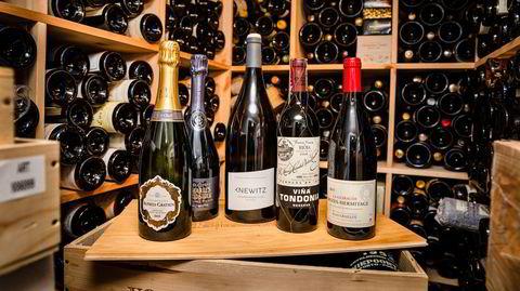 Egen vinkjeller kan være så mangt, fra en hylle i boden til et vinskap eller et eget rom. Det viktigste er en kjølig temperatur.