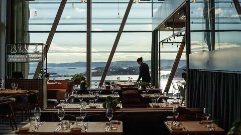 Med mindre du har kontor i toppetasjene i et Barcode-bygg skal du lete lenge etter makan til utsikt i Oslo.