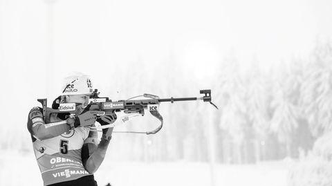Prikker inn. At skiskytter Marte Olsbu Røiseland skulle bli årets idrettskvinne i verden, var det nok få som trodde da sørlendingen begynte på skigymnas for 15 år siden.